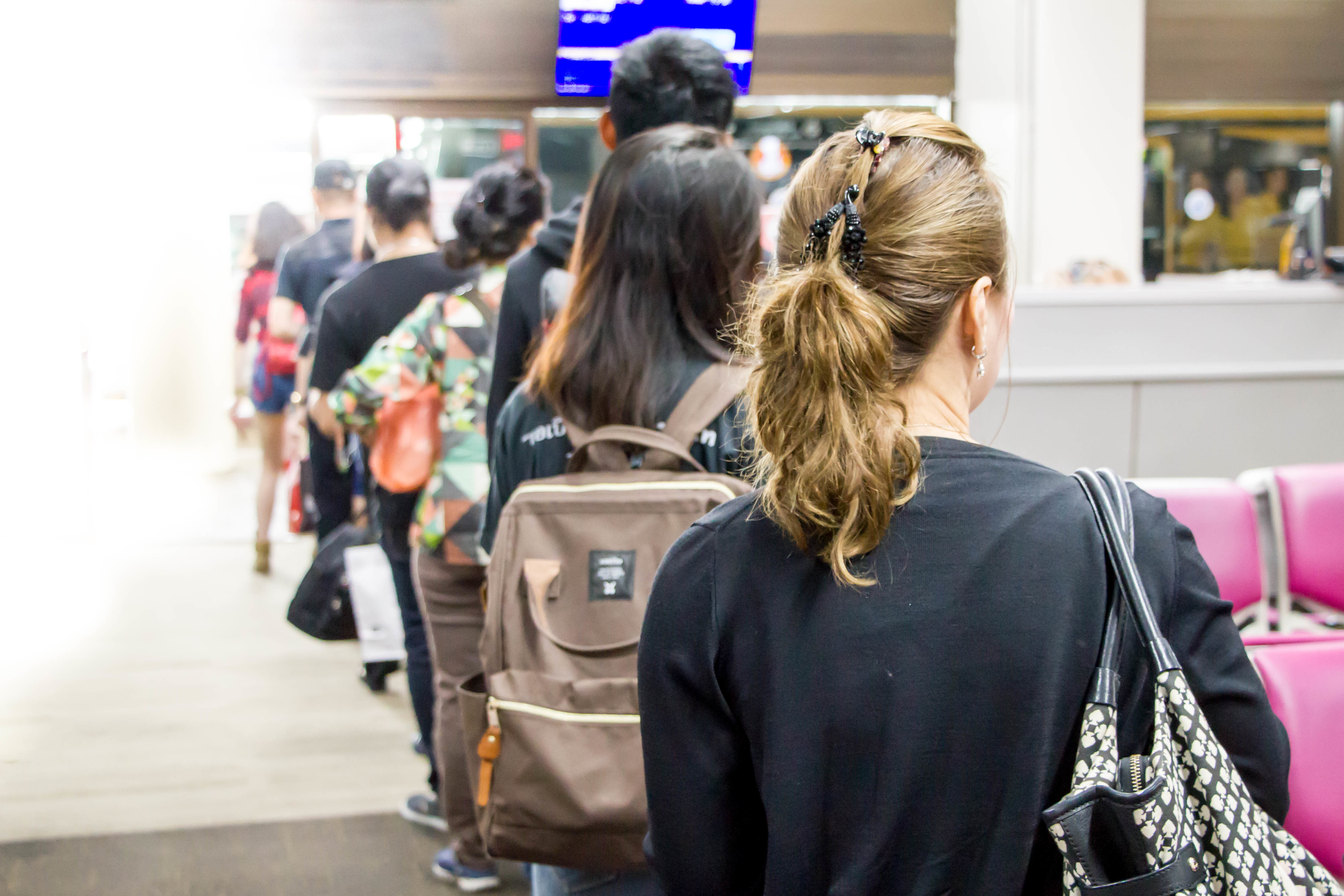 How much time does it take to collect the 'Visa on Arrival' at the airport in Vietnam?